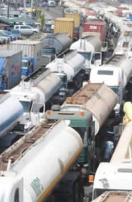 Apapa Gridlock: Task force to commence impounding deviant trucks Monday