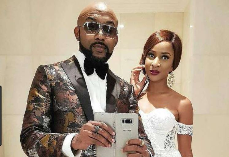 Banky W excited as wife, Adesua Etomi covers Vogue Magazine