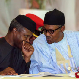 'Buhari, Osinbajo not sincere about restructuring Nigeria'