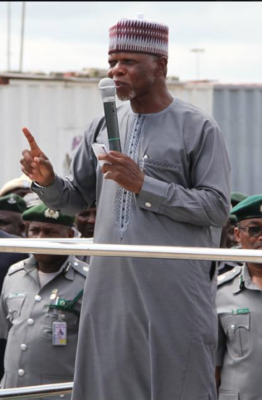 Customs loses 200 personnel annually to anti-smuggling fight – Ali