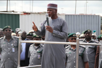 Nigeria Customs react to reports of Lagos-bound arms-laden ship arrested in South Africa