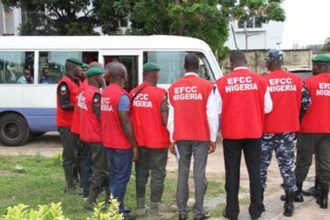 Fire guts EFCC office