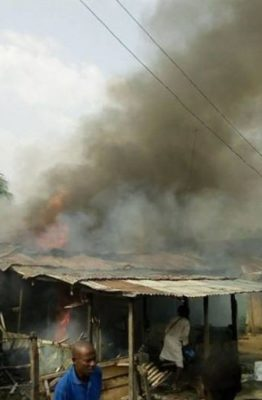 30 dead, 42 injured as explosion rocks Maiduguri