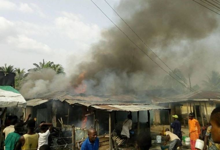 BREAKING: Multiple explosions rock Maiduguri on elections day
