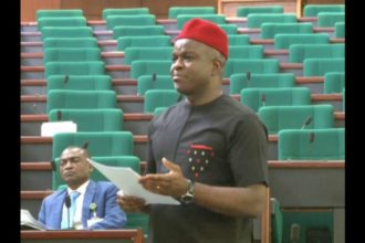PDP Reps protest, walk out over defection of Igbokwe to APC