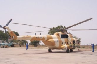 Insurgency: Air Force deploys two helicopters to Zamfara