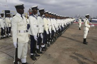 Nigerian Navy rescues four kidnapped Chinese in Ondo
