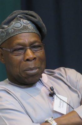 Obasanjo meets privately with political parties, security agencies in Ogun