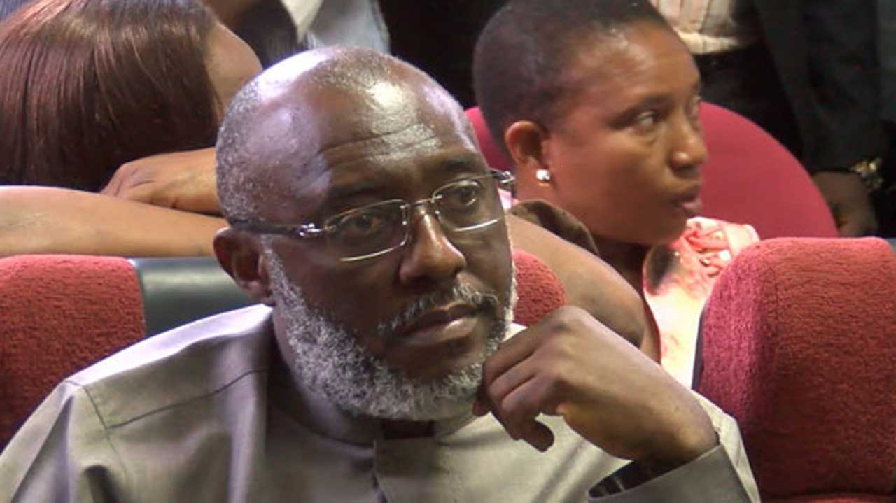 Alleged N400m fraud: Metuh begins 'evidence-in-chief' from outside witness box