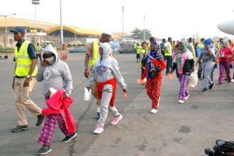 NEMA receives another batch of 167 from Libya