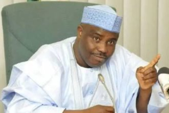 Supplementary poll: Tambuwal leading with 2,057 votes, as INEC awaits results from one LGA