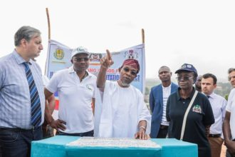 Aregbesola flags off N48.7billion water project