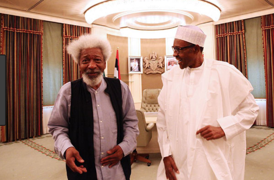 June 12: Stop showing loyalty to Abiola's 'Tormentor-in-Chief,' Soyinka tells Buhari