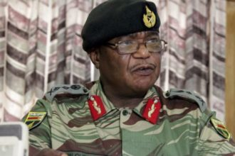 Army chief who led coup against Mugabe as Vice President of Zimbabwe