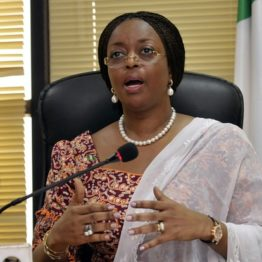 Court adjourns hearing on Diezani's $4.760m property forfeiture case till February