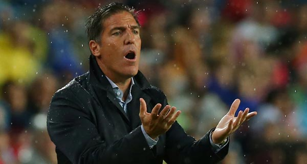 Sevilla's Berizzo returns after cancer operation