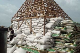 Pyramid of lies: How Amosun packaged sand as Mitros Rice to unsuspecting dignitaries, residents