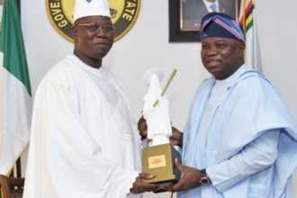 Gani Adams lauds Ambode's role in S/West integration