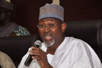 Bribery allegations: Jega will publish names if you push him too far – Sagay warns NASS members