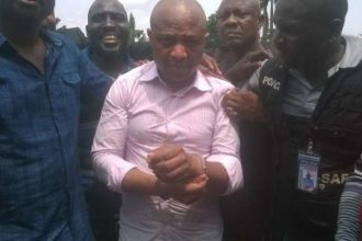 Police promote 45 officers for arresting Evans, gang members