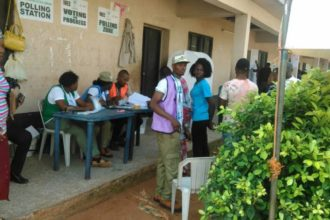 Anambra Central re-run: Low voter turnout as INEC officials arrive polling units early