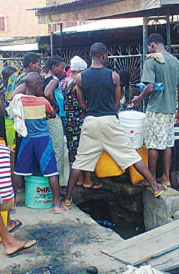52.7m Nigerians lack access to water supply - Minister
