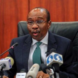 Nigeria crashes food importation by 60 percent - Emefiele