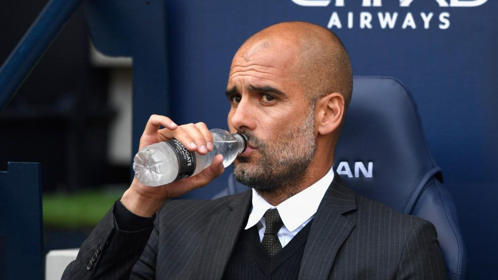 I'll be judged based on my Champions League success - Guardiola