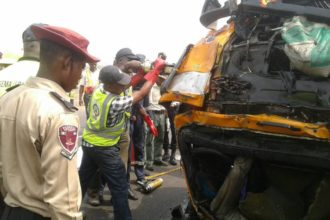 Over 30 perish in Ilesha/Akure expressway accident