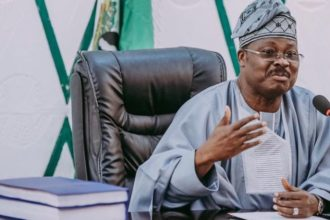 I am ready for probe - Ajimobi