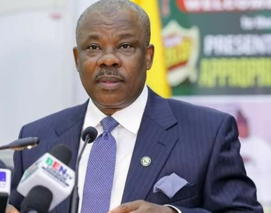 Ogun 2019 : Amosun insists on handing over to Akinlade