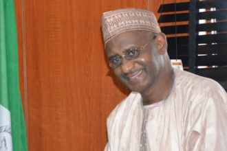 Fraud: Suspended NHIS boss resumes work, insists only Buhari can remove him