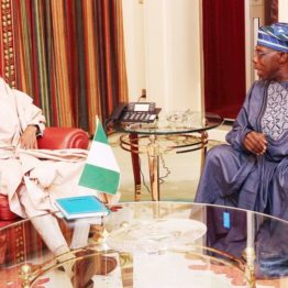$16bn power project: Why Obasanjo is angry with Buhari – Presidency