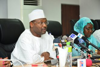 JUST IN: Top INEC officials meet to review 2019 presidential, NASS elections