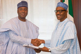 How Buhari relegated his presidential duties to cabals in Aso Rock – Saraki