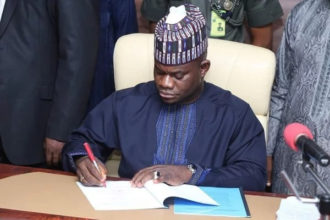 Kogi guber: APC Aspirants Forum rejects Yahaya Bello's second term bid