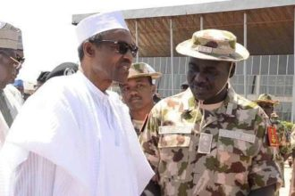 Nigerian Army winning war against terror - Buhari