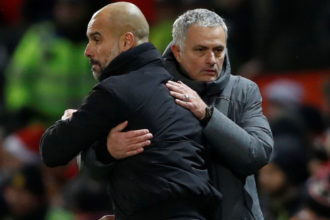 Forget Mourinho's mind games, Guardiola warns City