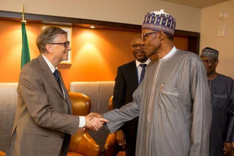 Bill Gates' advice to Buhari on economy 'misunderstood' – FG