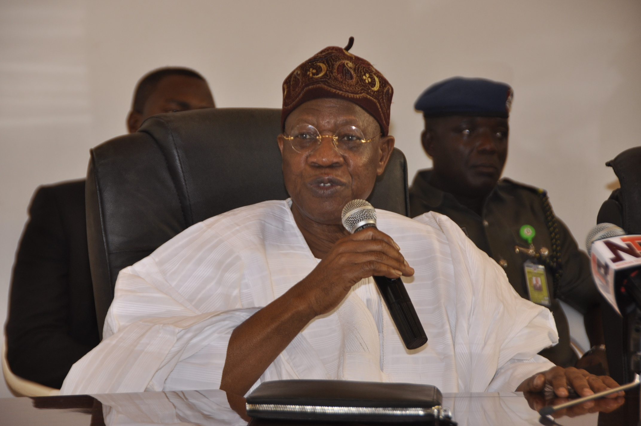 FG to resuscitate creative industry with N50bn - Lai Mohammed
