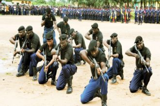 NSCDC trains 74 personnel on weapon handling