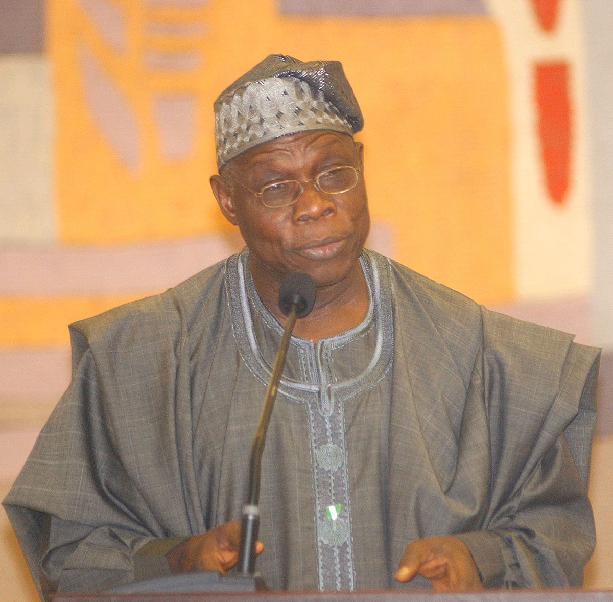GEJ Book Launch : Obasanjo announces his return to PDP