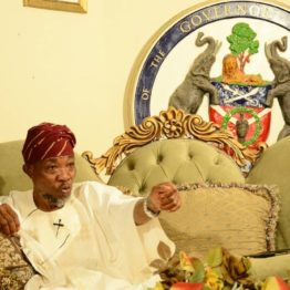 I didn't earn salary for eight years as governor — Aregbesola