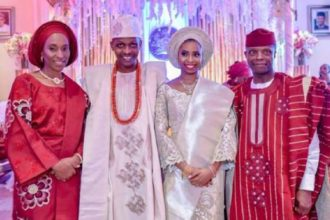 Osinbajo holds private engagement ceremony for daughter in Aso Rock