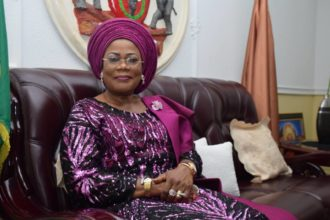 Osun Deputy Gov hosts SWAN excos, says easiest tool to integrate Nigeria is sports