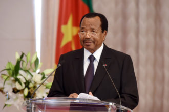 Suspend Cameroon over alleged torture of 47 political activists, SERAP tells AU