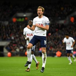 Kane hits 93rd minute wonder-goal as Spurs sink Juventus in Singapore