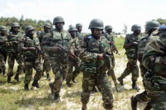 Troops kill 58 bandits in Zamfara, others