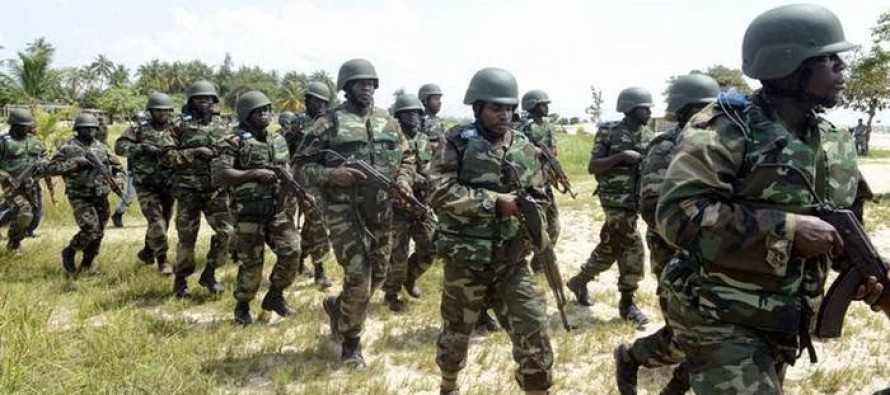 Troops kill two terrorists, rescue 16 captives in Borno