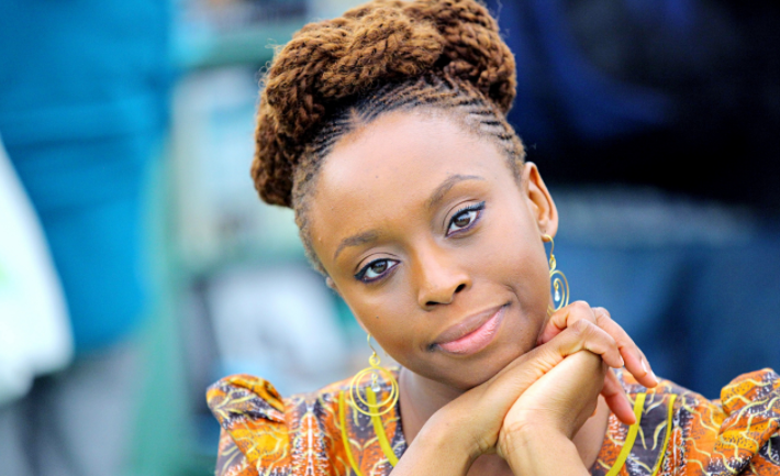Why I feel sorry for men – Chimamanda